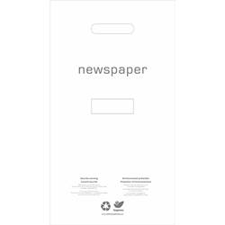 Bio Newspaper Bag 500X500